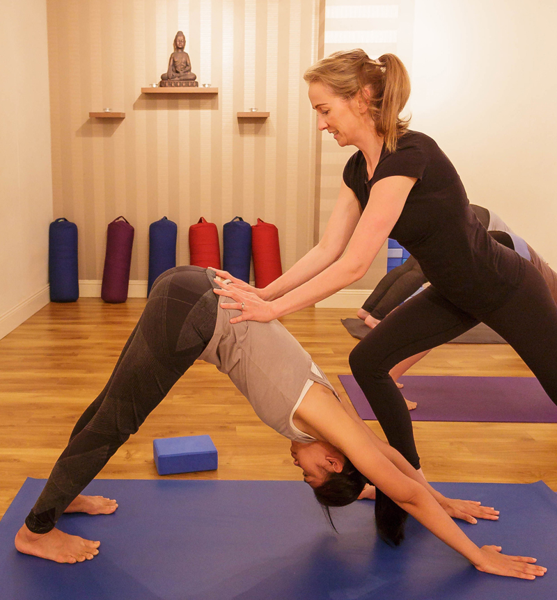 Subjects covered in our Yoga Teacher Training Programme
