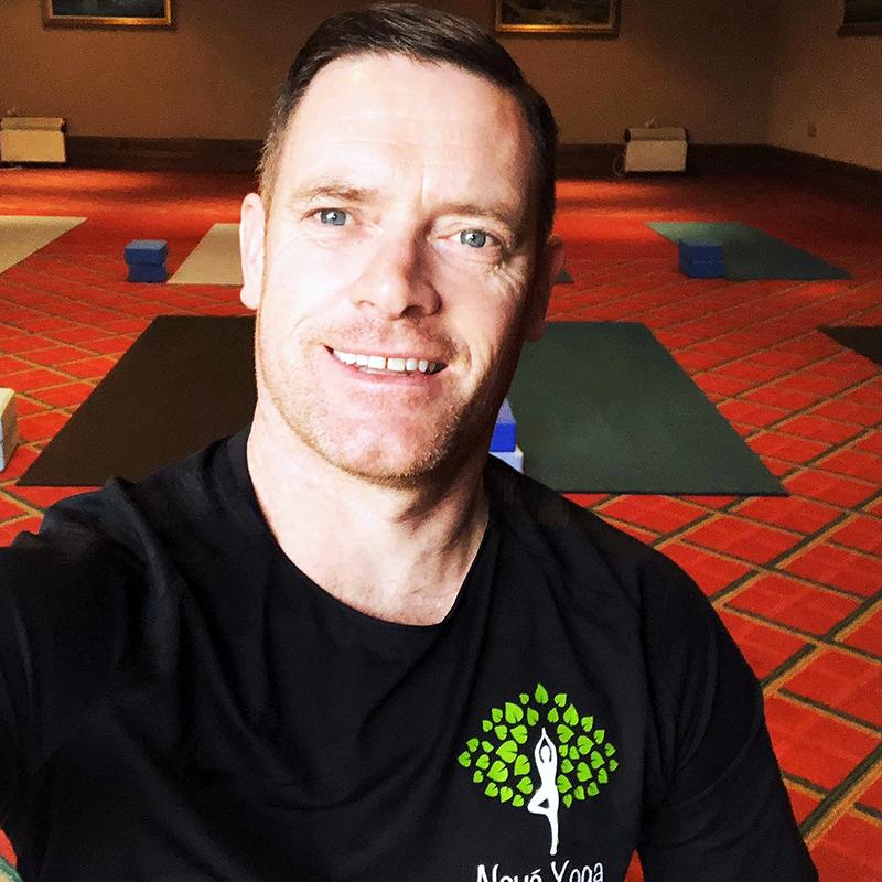 Trainer Adrian O'Donoghue