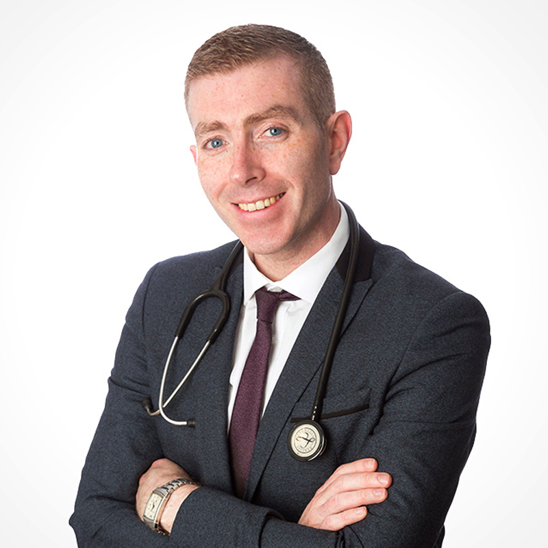 Dr Michael Moloney